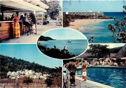 GUADELOUPE FORT ROYAL Village Hôtel Club Méditerrannée  Vues Piscine    N° 1626 - Guadeloupe