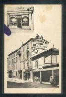 5159 - CPA THIERS Carte Publicitaire, - Thiers
