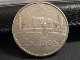 Silbermünze Silver Coin Estland Estonia Estonie 1930 Domberg - Estland