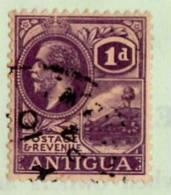 Antigua Scott    44 Used  Very Fine --------* - Antigua & Barbuda (...-1981)
