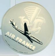 "ETIQUETTES     ""   AIR    FRANCE   "" - Publicidad"