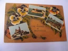 EL- UNE PENSEE DE MARSEILLE.... - Marseille