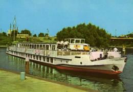 01905 Motorschiff CECILIENHOF - Weisse Flotte Potsdam - Paquebots