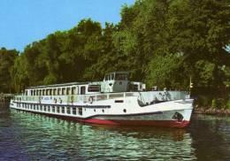 01906 Motorschiff SANSSOUCI - Weisse Flotte Potsdam - Paquebots