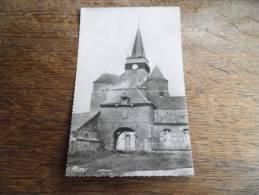CPSM De Farfondeval (Aisne), L'église - N°1 - France