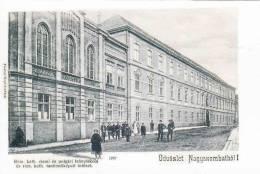 Slovaquie, Trnava-Nagyszombat 1905, škola,  Reproduction - Eslovaquia