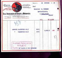PARIS       LES  ALLIAGES  D   ETAINS  DERIVES - 1900 – 1949