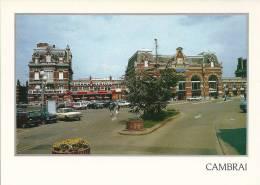 CAMBRAI.  La Gare. - Cambrai