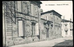 17 MARENNES / Maison Du XVII°siècle / - Marennes