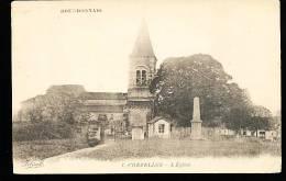 03 CHEZELLES / L'Eglise / - France