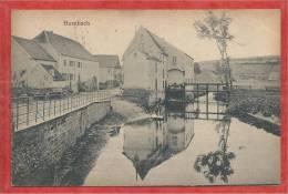 Pfalz - HORNBACH - Hauptstrasse - 2 Scans - Cachet TRESOR Et POSTES - Sin Clasificación