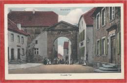 Pfalz - HORNBACH - Oberes Tor - 2 Scans - Sin Clasificación