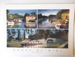 CANAL DU MIDI MULTIVUES - Languedoc-Roussillon