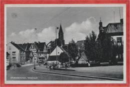 Saar - WIEBELSKIRCHEN - Westmark - 2 Scans - Guerre 39/45 - Kreis Neunkirchen