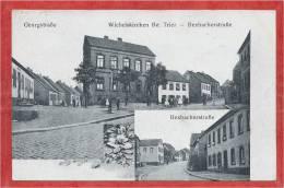 Saar - WIEBELSKIRCHEN - Bz. Trier - Georgstrasse - Bexbacherstrasse - Kreis Neunkirchen