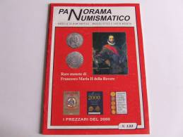 Lib151 Panorama Numismatico, Rvista Monete Medaglie Cartamoneta Coins Monnaie Medaille Banknote Rare Catalogo N.133 1999 - Italiano