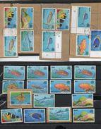 2000 MAURITIUS - Fishes - Maurice (1968-...)
