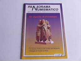 Lib155 Panorama Numismatico, Rivista Monete Medaglie Cartamoneta Coins Monnaie Medaille Banknote Diocleziano N.127 1999 - Italian
