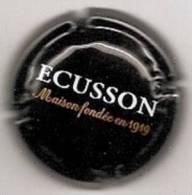 Capsule De Muselet - Ecusson - Maison Fondée En 1919 - [cidre] - Andere