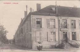 BACCARAT - L Hôpital Mixte 1918 Dép54 (animée) - Baccarat