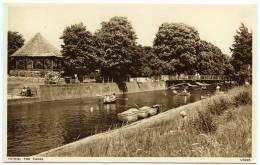 HYTHE : THE CANAL (2) - England
