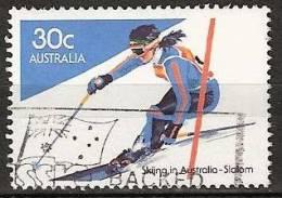 Skiing - Cancellation Is A Flag - Like A Ski Flag (!!!) - Skisport
