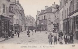 MANTES -sur-SEINE/78/Rue Porte-aux-Saints/Réf:C0834 - Mantes La Ville