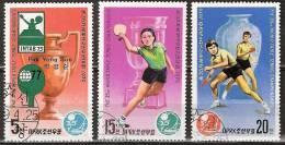 35th World Table Tennis Championships. Tennis De Table, Tischtennis, Tafeltennis - D.P.R. Of Korea 1979.  &n - Tafeltennis