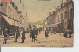 Saint Amand  Rue Nationale - Saint-Amand-Montrond