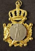 M01121 Hallebarde / Crossbow E.M.M. D. 26, Croix Dorée (8 G.) - Belgium