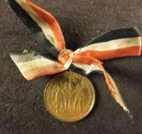 M01132 Zum Andenken An Das II Deutsche Bundes Schliessen 1865 Bremen, Einig Volk Von Brudern (5 G.) - Allemagne