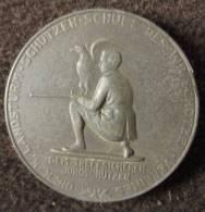 M01145 Autriche, Austria, Östereich Kaiser Karl I Schutzenbundes, Schuss Schul, Tir, Concours (12 G.) - Jetons & Médailles