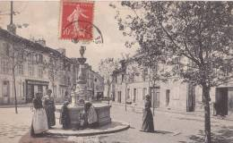 SARTROUVILLE/78/La Place Nationale/Réf:C0838 - Sartrouville