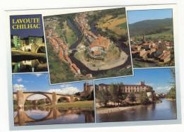 LAVOUTE-CHILHAC  - Plusieurs Vues  CPM - Francia