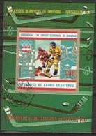 1976 Guinea Ecuatorial - Insbruck '76 Olympic Games -  Ijshockey - Winter 1976: Innsbruck