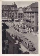 Ak Posen, Poznań, Großpolen, Alter Markt, 1941 - Polonia