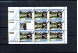 Slowenien / Slovenia Jahr / Year 1999 Michel 259 Europa Cept Kleinbogen Postfrisch / Sheet Unmounted Mint - Europa-CEPT