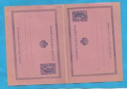 11-03  SERBIA SRBIJA POSTAL CARD - Serbien