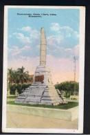 RB 924 - Early Postcard - Monumento - Santa Clara - Cuba - Cuba