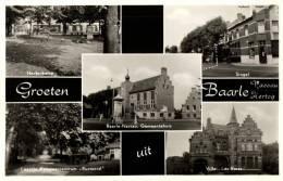 BELGIQUE - ANVERS - BAARLE-HERTOG - BAERLE-DUC - Groeten Uit - Salutation. - Baarle-Hertog