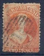 130202283  N. ZELANDA  YVERT  Nº  43  (CAT  70 €) - 1855-1907 Crown Colony