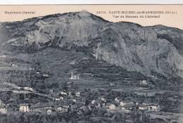 CPA 73 : SAINT MICHEL DE MAURIENNE - Vue Du Hameau Du Châtelard - Saint Michel De Maurienne