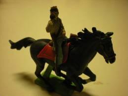 Figurine DEETAIL 1971 Clairon Sudiste à Cheval - Army