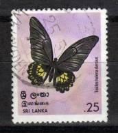 SRI LANKA - 1978 YT 500 USED - Sri Lanka (Ceylon) (1948-...)