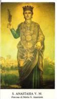 S. ANASTASIA V. E M. - MOTTA S. ANASTASIA - Mm. 66X121-M-PR - Religione & Esoterismo