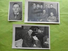 Photo- Hommes - Lieu A Identifier- - Photos