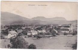 Très Rare CPA 74 : EPAGNY - Le Chef - Lieu - Sonstige Gemeinden