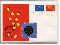 "Pays-Bas Nederland ECU """" December 1995 """" UNC - Pays-Bas"