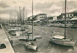 CPM - 34 - PALAVAS-LES-FLOTS - Le Club Nautique (Narbo, 503) - Palavas Les Flots