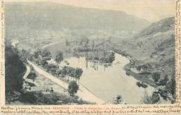 D 25 -BESANCON - Vallée De Casamene - L' Ile Malpas - Besancon